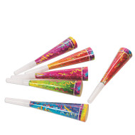 Prismatic Horns  (pack of 6)