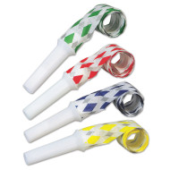 Party Blowout Noisemaker Horns (pack of 100)