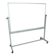 "Double-Sided Magnetic Whiteboard, 60"" x 40"""