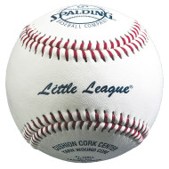 Spalding® Little League Regular Season Baseballs (dozen)