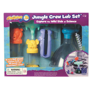 GeoSafari® Jr. Jungle Crew Lab Set™ (set of 16)