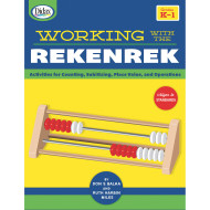 Working With Rekenrek Book