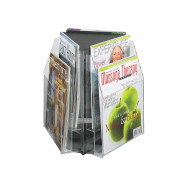 Reveal 6-Magazine Tabletop Display