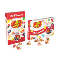 Jelly Belly 20 Flavor Jumbo Box (1.3 lbs.) (box of 75)