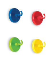 Super Strong Magnetic Hooks (set of 4)
