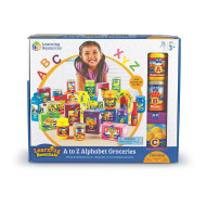 Learning Essentials™ A to Z Alphabet Groceries (set of 26)