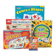 Early Learning Games (set of 5)