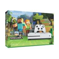 Xbox One Console with Minecraft Favorites