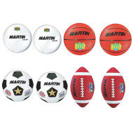 Martin® Rubber Game Ball Easy Pack