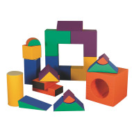Block Building Set (set of 18)
