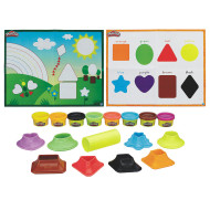 Play-Doh® Colors And Shapes