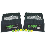 Ramp Shot Plus Ball Toss Game