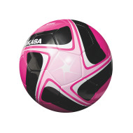 Mikasa® SCE Competitive Play Soccer Ball, Size 5 Pink/Black/Pink