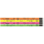 Emojis Pencils (pack of 12)