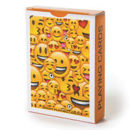 Smile Emoji Playing Cards (pack of 12)