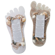 Footprints in the Sand Craft Kit (makes 24)