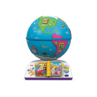Laugh And Learn Greetings Globe
