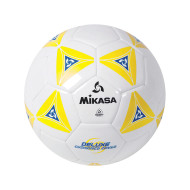 Mikasa® Soccer Ball Size 5, Yellow/White