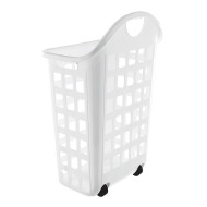 Two-Bushel Rolling Hamper