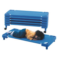 Toddler Stacking Rest Cots (set of 5)