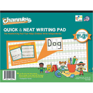 Quick & Neat Alphabet Handwriting Paper, Grades 1-3 (pack of 10)
