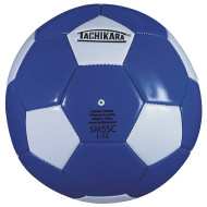 Tachikara® Recreational Soccer Ball Size 5, Royal Blue