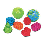 Sensory Balls and Shapes Multi Pack (pack of 8)