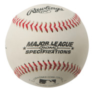 Rawlings® ROML Leather Baseball