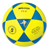 Mikasa® FT5 Soccer Ball Size 5, Blue/Yellow