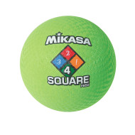 "Mikasa® Playground Ball 8-1/2"", Lime Green"