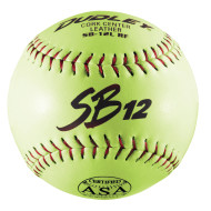 "Dudley® Slow Pitch Softball 12"" (dozen)"