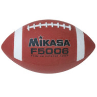 Mikasa® Tan Rubber Football, Junior