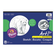 "Art1st® Sketch Pad, 12""x18"""