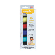 Handy Art® Face Paint, 3/4 oz. Jars (set of 6)