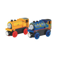 Thomas and Friends™ Bill And Ben Wooden Railway Engines (pack of 2)