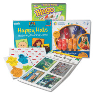 Letters And Sounds Easy Pack, PreK - Kindergarten (pack of 4)