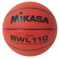 Mikasa® Composite Leather Basketball, Youth