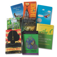 Recommended Books for Grade 5 (set of 8)