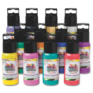 Color Splash!® Window Cling Paint, 2 oz. (pack of 12)