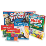Reading And Writing Comprehension Easy Pack