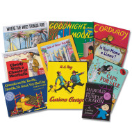Paperback Classics Book Set  (set of 10)