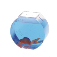 Plastic Fish Bowls (pack of 12)
