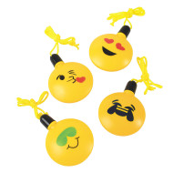 Emoji Bubble Necklaces (pack of 12)