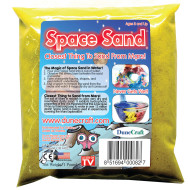 Yellow Space Sand 1lb.
