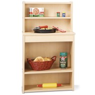 Young Time™ Play Kitchen Pantry