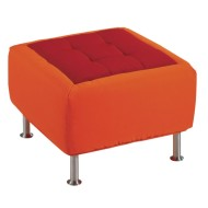 Wesco® Cocoon Square Pouffe Cover