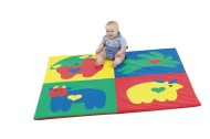 Baby Love Activity Mat - Primary, 57""