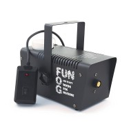 Fog Machine With Remote