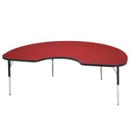 "48""x72"" Kidney Activity Table, 15-24""H"