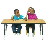 "30""x60"" Activity Table, 11-15""H"
